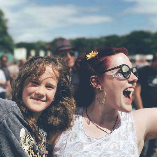 Entertainment hire for festivals