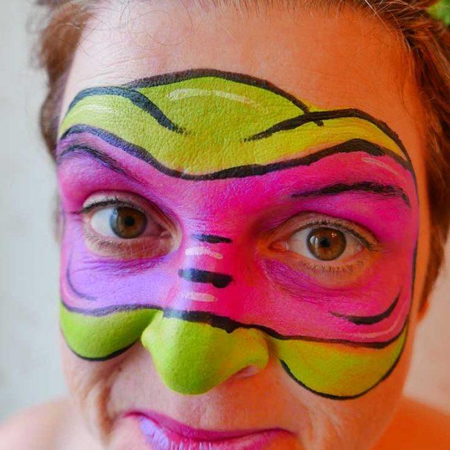 Face painter in Essex