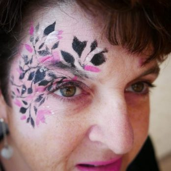 Face painter in kent