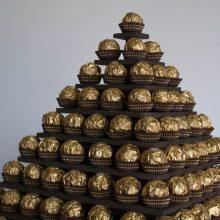 Ferrero Rocher Tower Hire