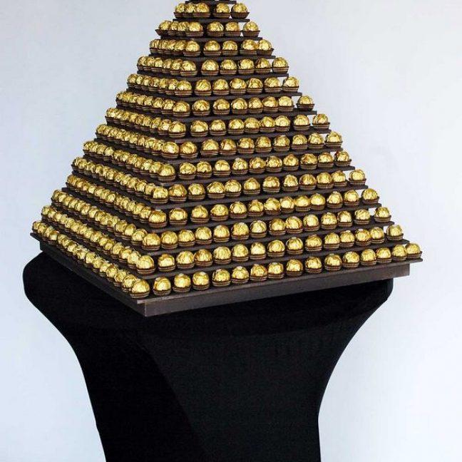 Ferrero Rocher Tower Rental