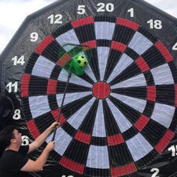 Football darts hire Essex