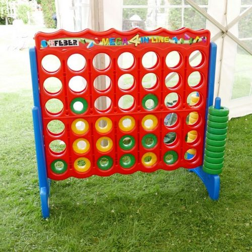 Giant-Connect- 4 hire garden games