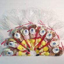 Give-away sweet cones
