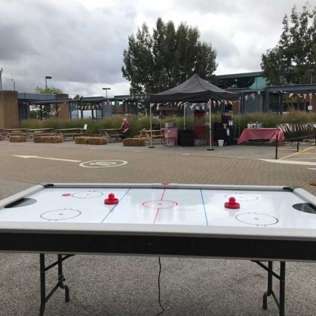 Hire Air Hockey table Essex