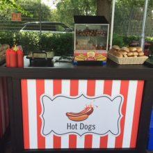 Hot dog machine hire kent