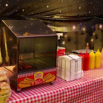 Hot dog stall hire kent