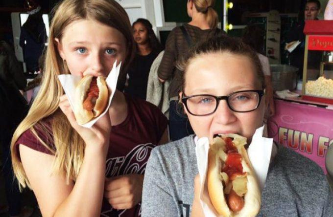 Hotdog stand hire kent