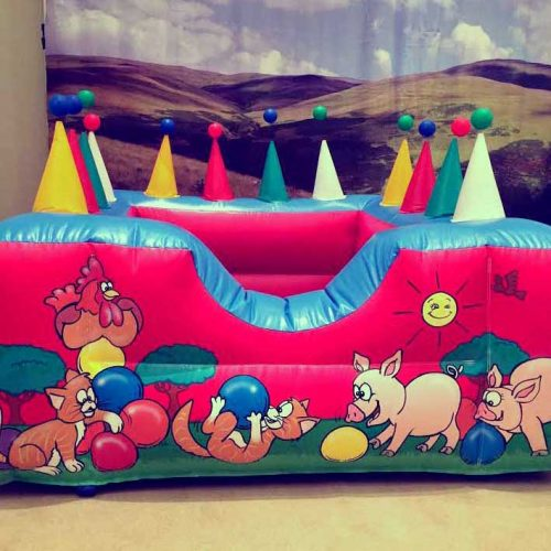 Inflatable Ball Pool Hire sq