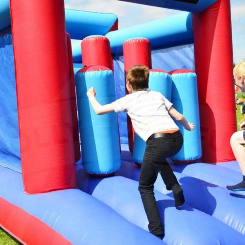 Assault course hire london