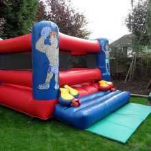 Inflatable-boxing-ring-hire