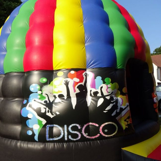 Inflatable disco dome hire essex