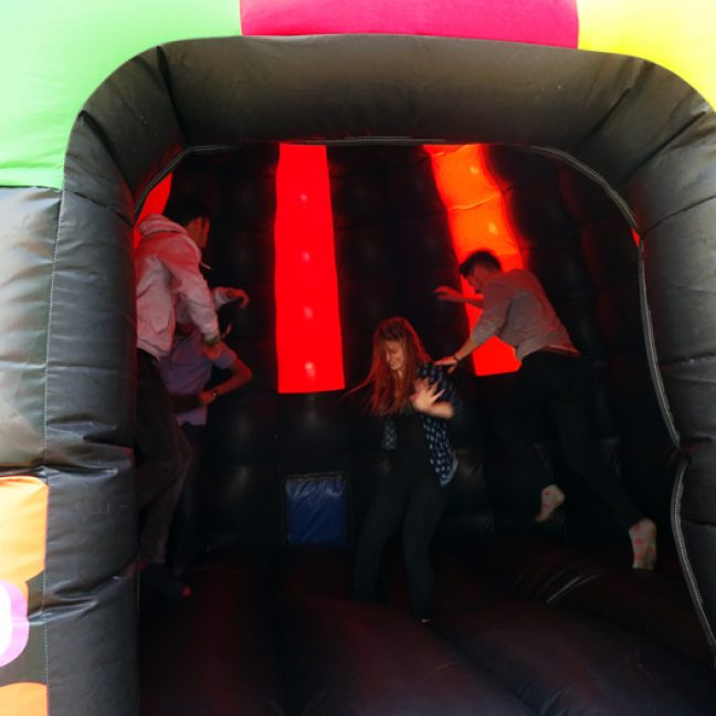 Inflatable disco dome hire kent