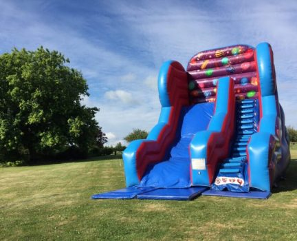 Inflatable-giant-slide-hire-in-essex