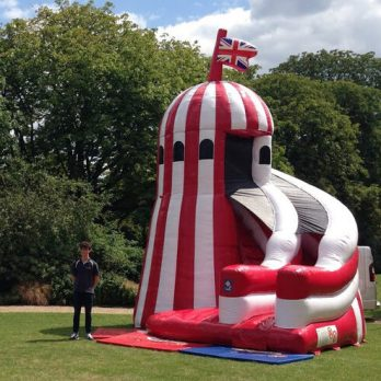 Inflatable helter shelter hire