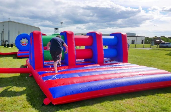Inflatable-hurdles-hire-essex