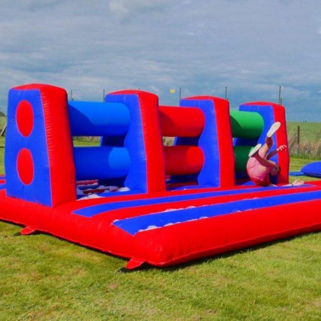 Inflatable-hurdles-hire-kent