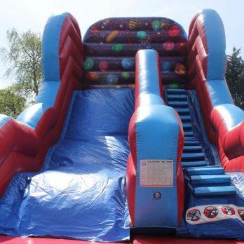 Inflatable-mega-slide-