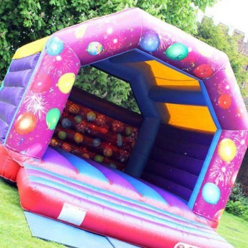 Kids party bouncy castle hire