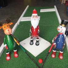 Christmas Crazy Golf