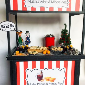 Mince Pies & Mulled Wine
