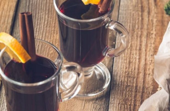 Mulled wine stand hire