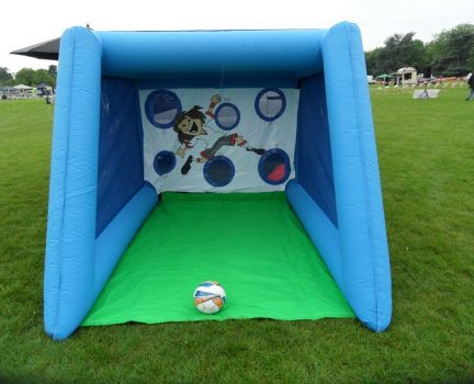 Penalty shoot out hire