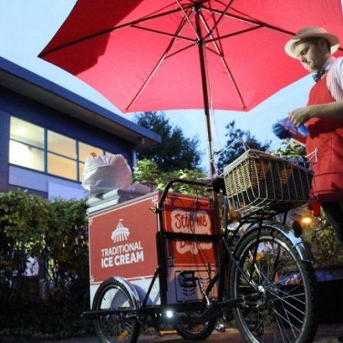 Rent an ice cream Cart London