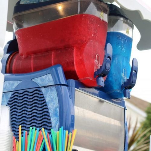 Slush puppy machine hire in London; Hire a slush machine in Kent