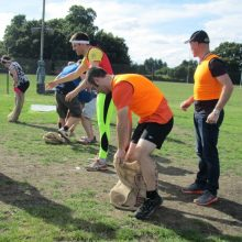 Sports day games hire