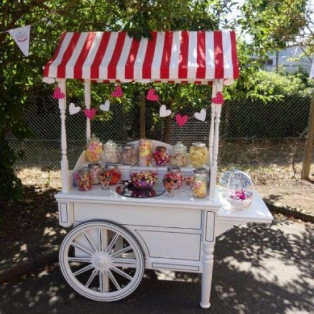 Sweet Cart hire Essex