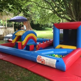 leisureking-toddler-activitycentre-overview; lockdown party ideas
