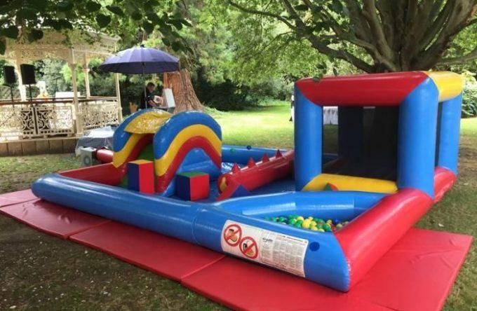 leisureking-toddler-activitycentre-overview; lockdown party ideas