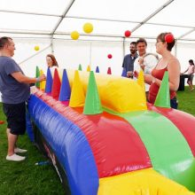 Under pressure inflatable hire kent