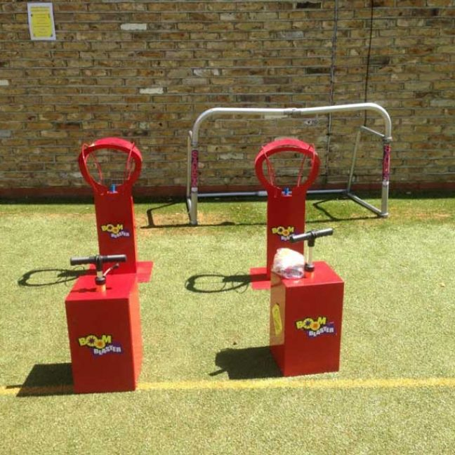 balloon boom sports day game hire