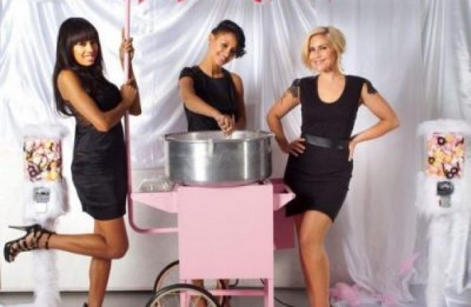 candyfloss machine hire london
