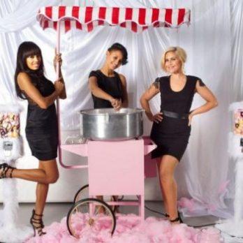 candyfloss machine hire london
