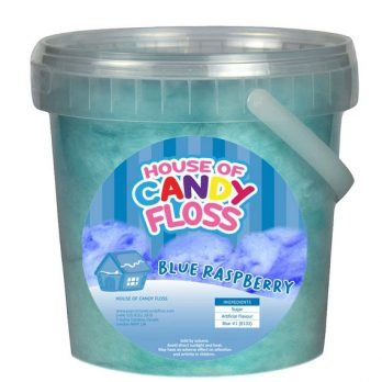 Tubs of candyfloss bulk order