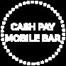 Cash mobile bar hire