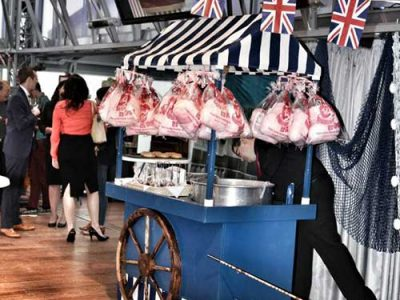 candyfloss in London