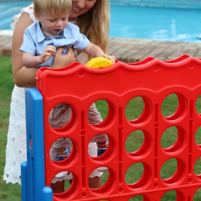 giant connect four hire