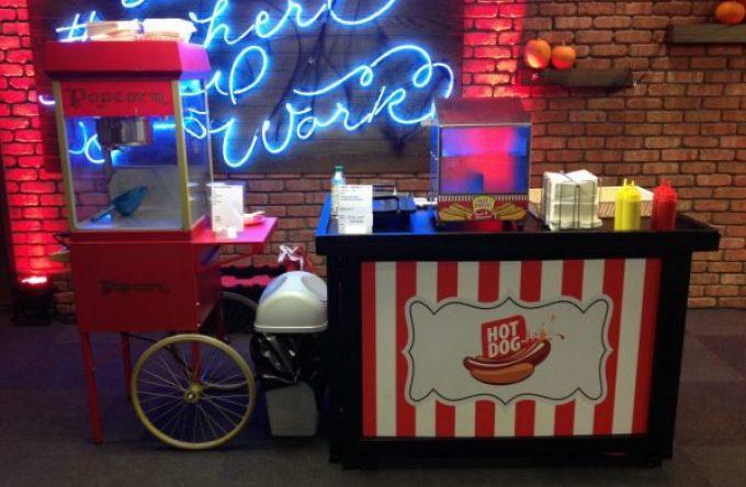 rent a popcorn machine
