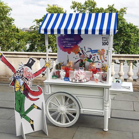 Sweet cart Penguin Branded Cart