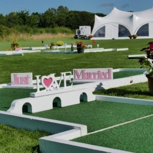leisureking-wedding-crazygolf-setup