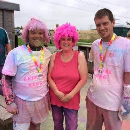 lesiureking-staff-charityfundraiser