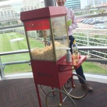 popcorn cart hire Essex