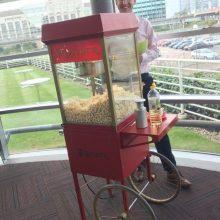 popcorn cart hire Essex