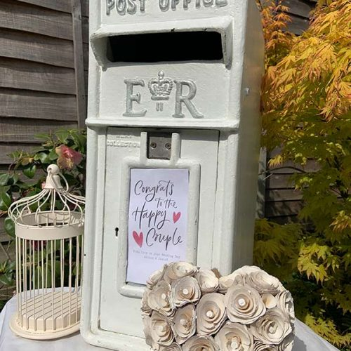 wedding-post-box-hire-kent