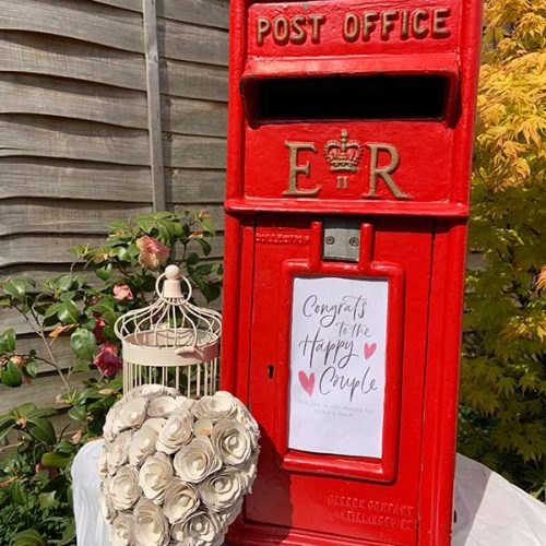 wedding-post-box-hire